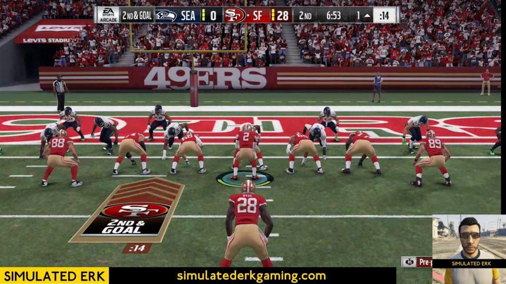 Simulated Erk: Sportsball episode 13 | Madden NFL