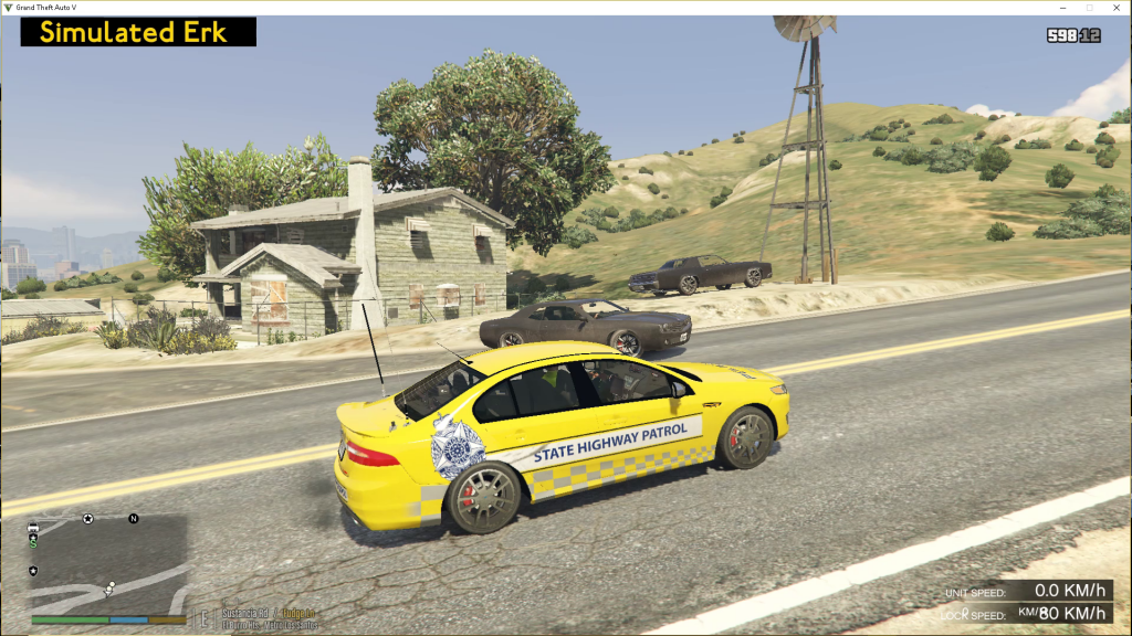 Simulated Erk: Los Santos Emergency Blue episode 63   That's Not Canary Yellow…