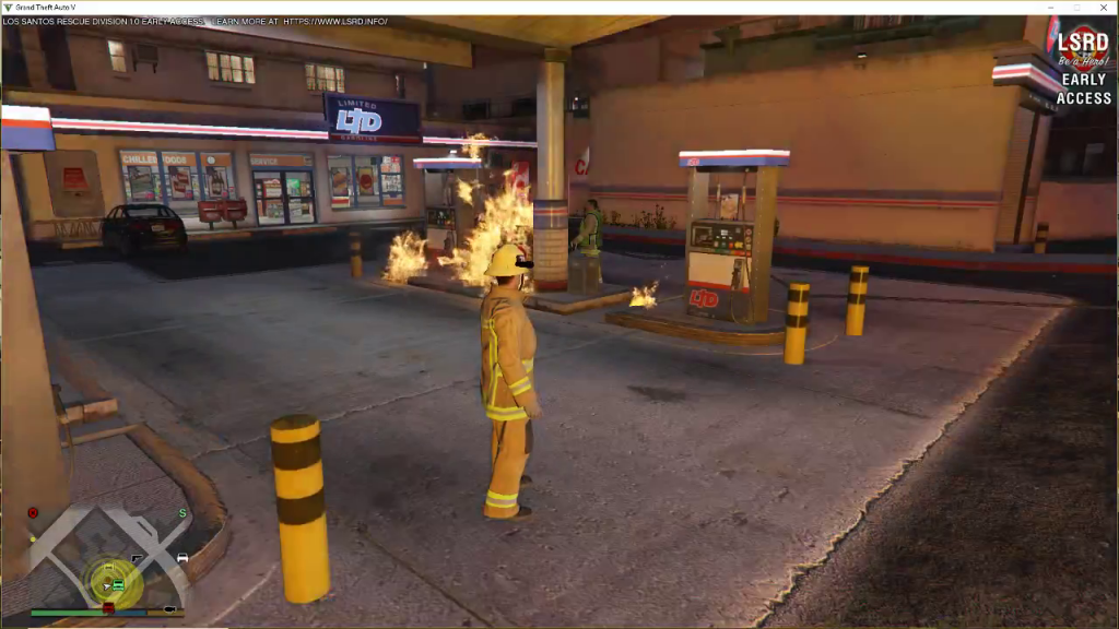 Simulated Erk: Los Santos Fire episode 6 | Lifeinvader Hero