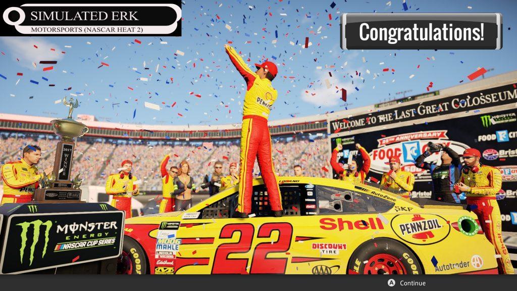 Simulated Erk: NASCAR Heat 2 episode 2 | Championship Races 6 – 10