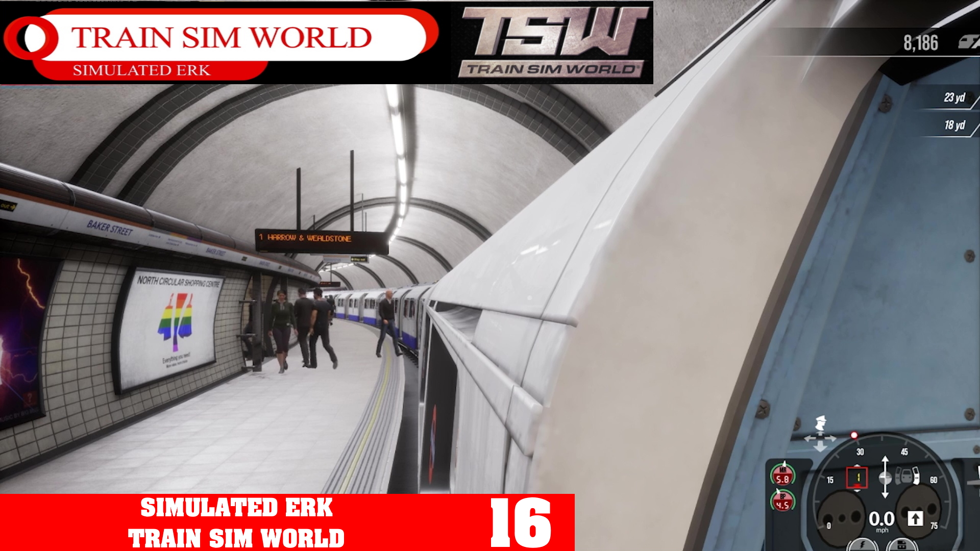 Simulated Erk: Train Sim World episode 16   Getting Up To Speed On The 'Loo