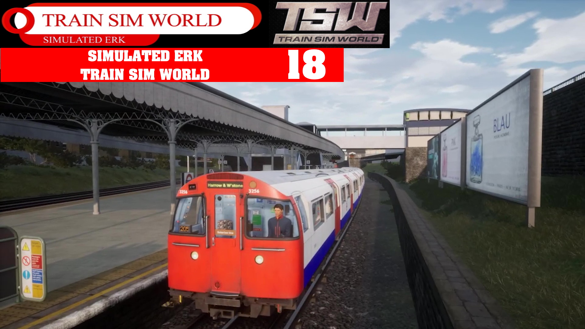 Simulated Erk: Train Sim World episode 18 | Where The Bakerloo Are You?