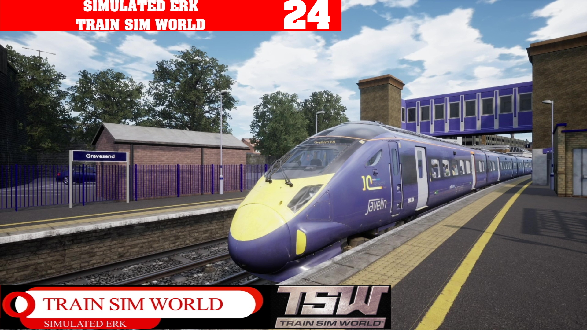 Simulated Erk: Train Sim World episode 24 | I Feel The Need For Southeastern High Speed